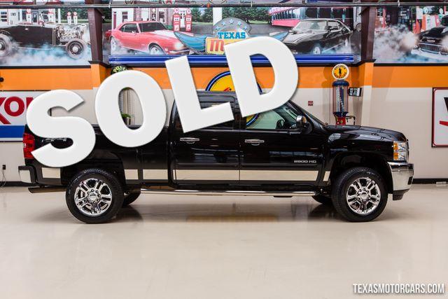 2013 Chevrolet Silverado 2500HD LTZ 4X4