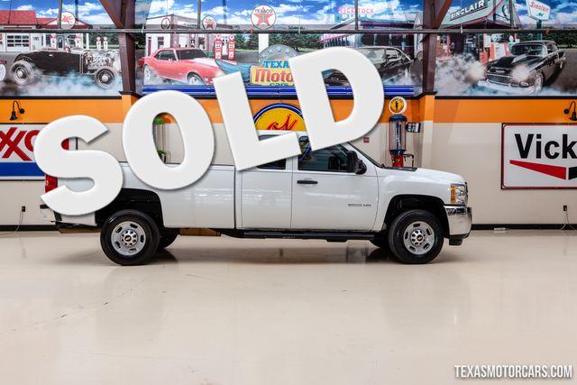 2013 Chevrolet Silverado 2500HD Work Truck in Addison, Texas 75001