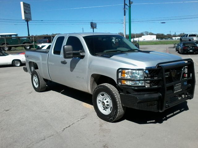 2013 Chevrolet Silverado 2500HD Work Truck Boerne, Texas 1
