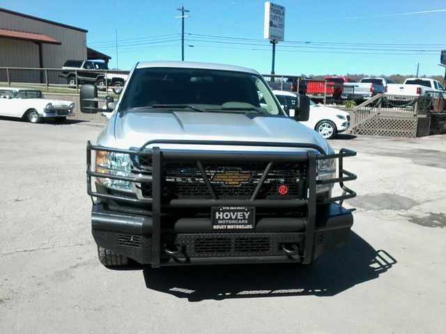 2013 Chevrolet Silverado 2500HD Work Truck Boerne, Texas 2
