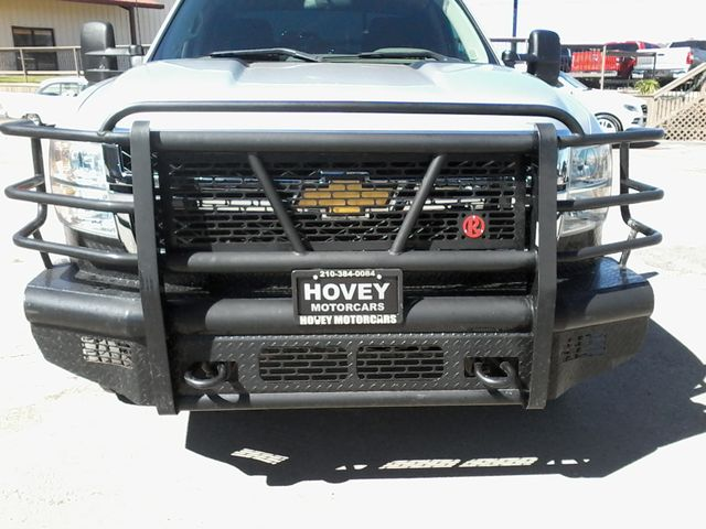 2013 Chevrolet Silverado 2500HD Work Truck Boerne, Texas 4