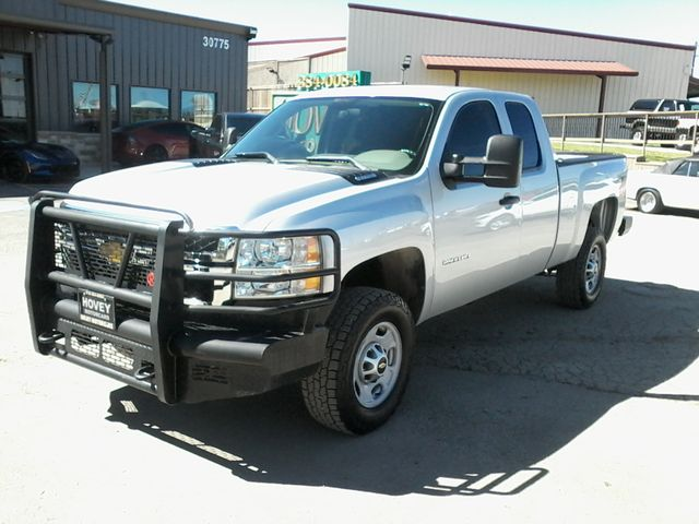 2013 Chevrolet Silverado 2500HD Work Truck Boerne, Texas 5
