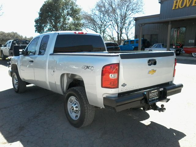 2013 Chevrolet Silverado 2500HD Work Truck Boerne, Texas 7