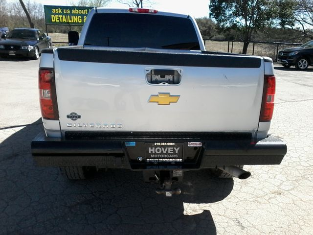 2013 Chevrolet Silverado 2500HD Work Truck Boerne, Texas 8