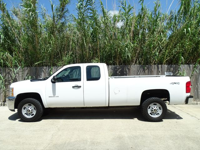 2013 Chevrolet Silverado 2500HD Work Truck Corpus Christi, Texas 4