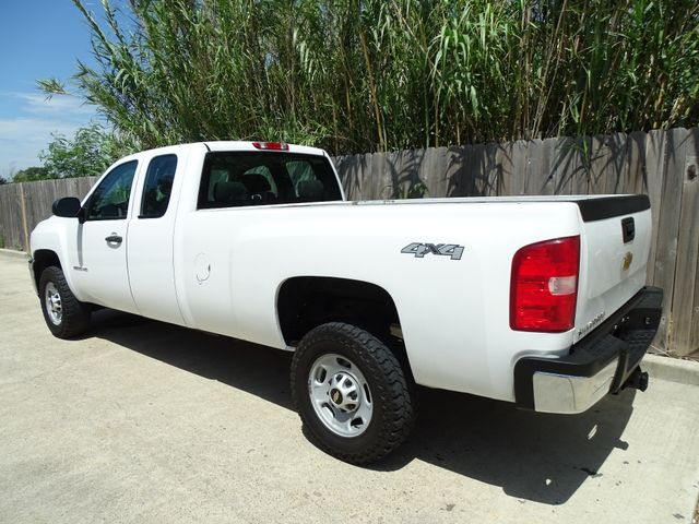 2013 Chevrolet Silverado 2500HD Work Truck Corpus Christi, Texas 2
