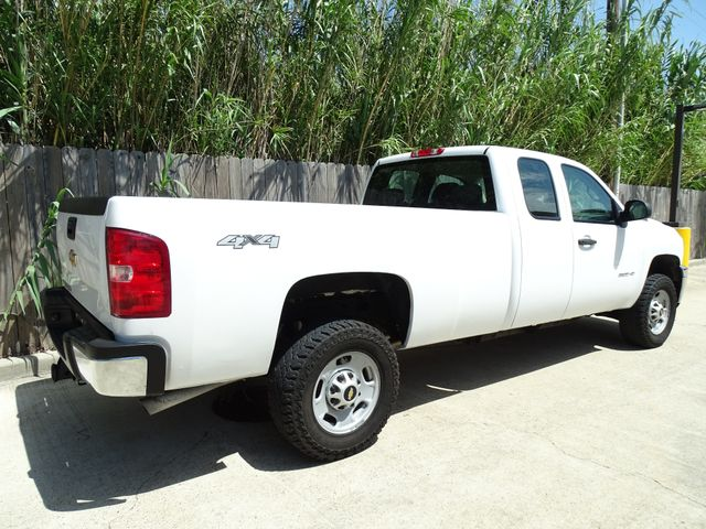 2013 Chevrolet Silverado 2500HD Work Truck Corpus Christi, Texas 3