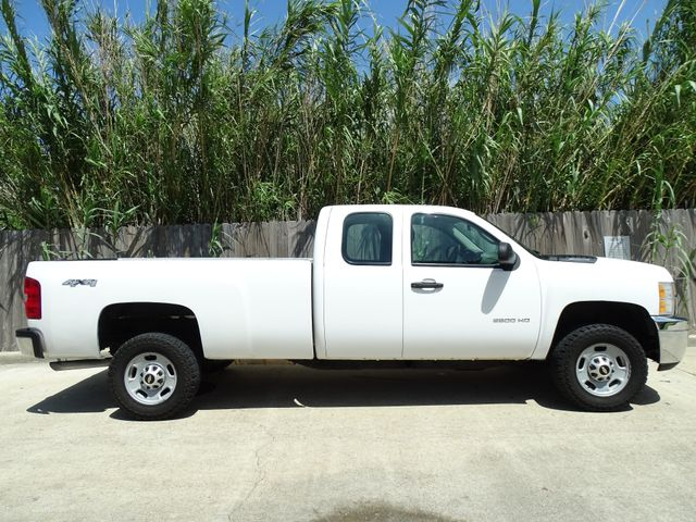2013 Chevrolet Silverado 2500HD Work Truck Corpus Christi, Texas 5