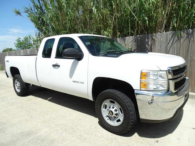 2013 Chevrolet Silverado 2500HD Work Truck Corpus Christi, Texas 1