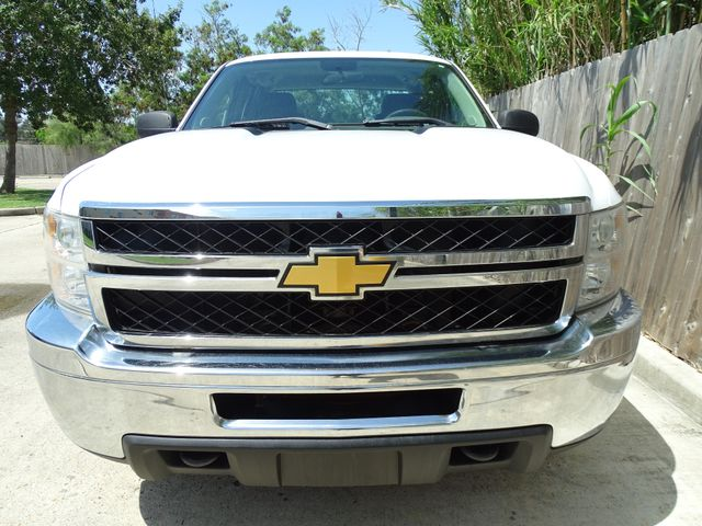 2013 Chevrolet Silverado 2500HD Work Truck Corpus Christi, Texas 6