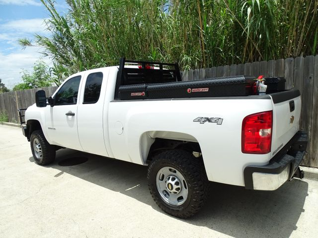2013 Chevrolet Silverado 2500HD Work Truck Corpus Christi, Texas 2