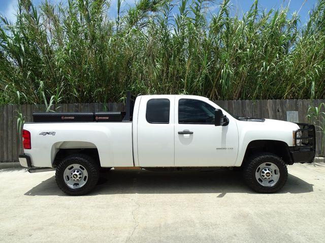 2013 Chevrolet Silverado 2500HD Work Truck Corpus Christi, Texas 5