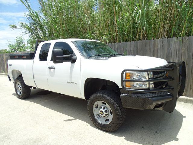 2013 Chevrolet Silverado 2500HD Work Truck Corpus Christi, Texas 1