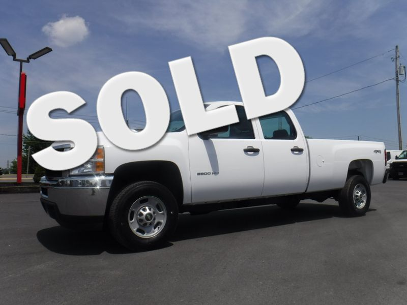 2013 Chevrolet Silverado 2500HD Crew Cab Long Bed 4x4 in Ephrata PA