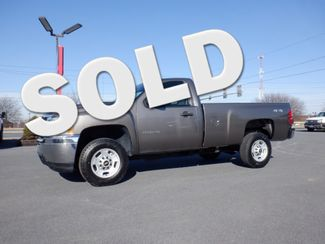 2013 Chevrolet Silverado 2500HD Regular Cab 4x4 in Lancaster, PA PA