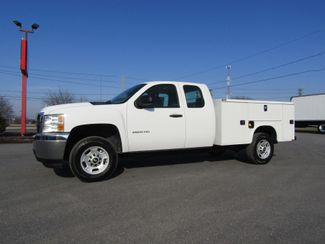 2013 Chevrolet Silverado 2500HD Extended Cab 2wd with New 8' Knapheide Utility Bed in Lancaster, PA, PA 17522