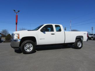 2013 Chevrolet Silverado 2500HD Extended Cab Long Bed 4x4 in Lancaster, PA, PA 17522