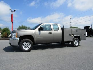 2013 Chevrolet Silverado 2500HD Extended Cab 2wd with New 8' Knapheide Utility Bed in Ephrata, PA 17522