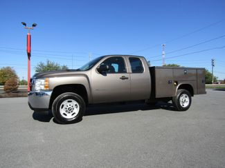 2013 Chevrolet Silverado 2500HD Extended Cab 4x4 with New 8' Knapheide Utility Bed in Ephrata, PA 17522