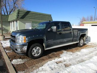 2013 Chevrolet Silverado 2500HD LT in Fort Collins, CO 80524