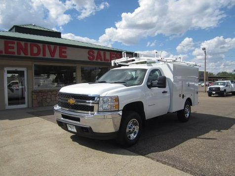 2013 Chevrolet Silverado 2500HD Work Truck in Glendive, MT