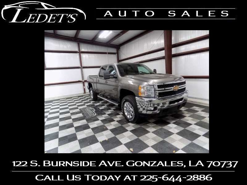 2013 Chevrolet Silverado 2500HD LTZ - Ledet's Auto Sales Gonzales_state_zip in Gonzales Louisiana