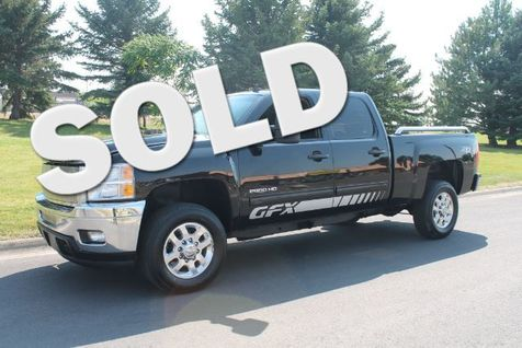 2013 Chevrolet Silverado 2500HD LTZ in Great Falls, MT