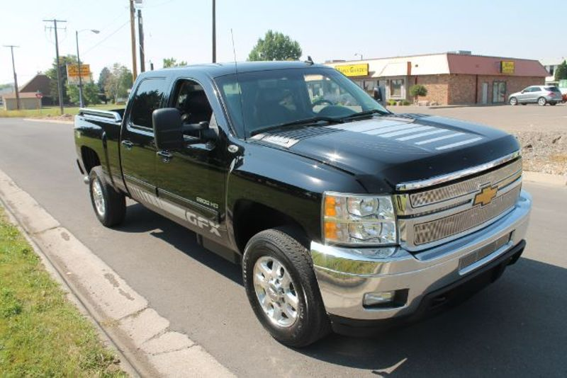 2013 Chevrolet Silverado 2500HD LTZ  city MT  Bleskin Motor Company   in Great Falls, MT