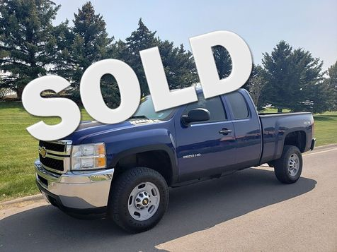 2013 Chevrolet Silverado 2500HD Work Truck in Great Falls, MT