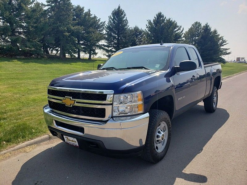 2013 Chevrolet Silverado 2500HD Work Truck  city MT  Bleskin Motor Company   in Great Falls, MT