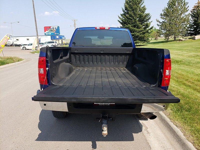 2013 Chevrolet Silverado 2500HD Work Truck  city MT  Bleskin Motor Company   in Great Falls, MT
