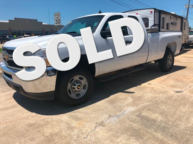 2013 Chevrolet Silverado 2500HD Work Truck | Greenville, TX | Barrow Motors in Greenville TX