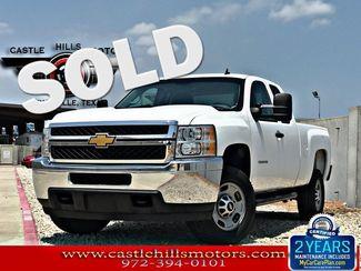 2013 Chevrolet Silverado 2500HD Work Truck | Lewisville, Texas | Castle Hills Motors in Lewisville Texas