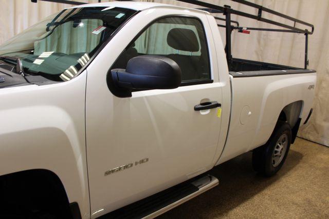 2013 Chevrolet Silverado 2500HD long bed 4x4 Work Truck in Roscoe, IL 61073