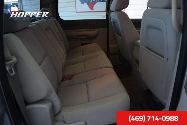 2013 Chevrolet Silverado 2500HD LT in McKinney Texas, 75070