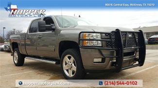 2013 Chevrolet Silverado 2500HD LTZ in McKinney, Texas 75070