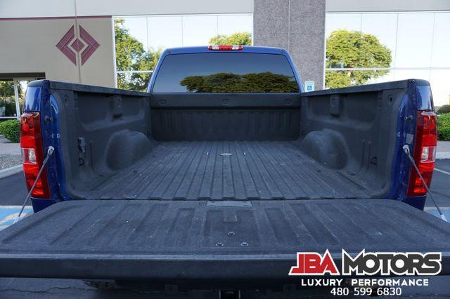 2013 Chevrolet Silverado 2500HD LT Z71 Off Road 2500 HD 4WD Crew Cab 4x4 LIFTED in Mesa, AZ 85202