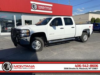 2013 Chevrolet Silverado 2500HD LT in Missoula, MT 59801