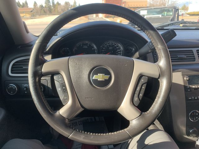 2013 Chevrolet Silverado 2500HD LTZ in Missoula, MT 59801