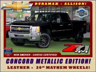 2013 Chevrolet Silverado 2500HD LT Crew Cab 4x4 Z71 - CONCORD METALLIC EDITION! Mooresville , NC