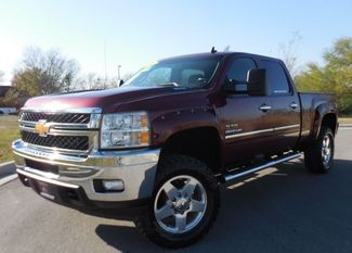 2013 Chevrolet Silverado 2500HD LT in New Braunfels, TX 78130