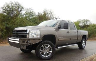 2013 Chevrolet Silverado 2500HD LTZ in New Braunfels, TX 78130