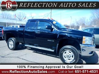 2013 Chevrolet Silverado 2500HD LT in Oakdale, Minnesota 55128