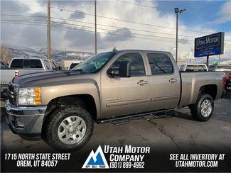 2013 Chevrolet Silverado 2500HD in Orem Utah