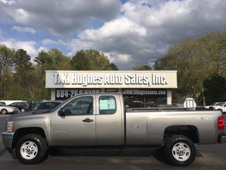 2013 Chevrolet Silverado 2500HD Work Truck in Richmond, VA, VA 23227