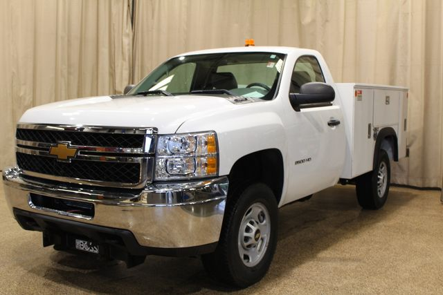 2013 Chevrolet Silverado 2500HD Work Truck in Roscoe IL, 61073