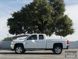 2013 Chevrolet Silverado 2500HD Extended Cab LT 6.6L Duramax Turbo Diesel 4X4 in San Antonio Texas, 78217
