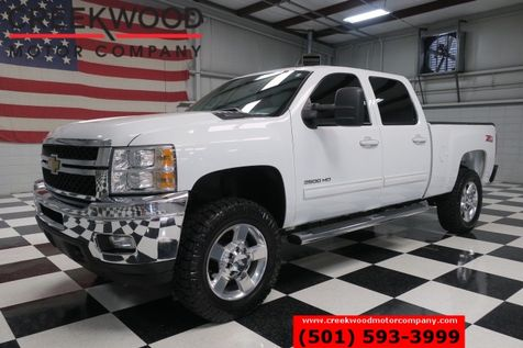 2013 Chevrolet Silverado 2500HD LTZ 4x4 Diesel Blk 20s New Tires Leather 1 Owner in Searcy, AR