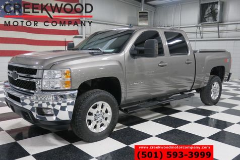 2013 Chevrolet Silverado 2500HD LTZ 4x4 Diesel Allison Chrome 18s Leather Heated in Searcy, AR