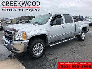 2013 Chevrolet Silverado 2500HD LTZ 4x4 Diesel Leveled 20s New Tires Nav 1 Owner in Searcy, AR 72143